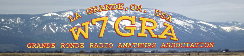 Local Scanner Frequencies | W7GRA – Grande Ronde Radio Amateurs
